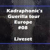 Guerilla tour #08 - Melides / Portugal - Liveset