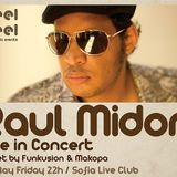 Raul Midon Live in Concert @ ReelFeel