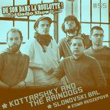 Podcast #056 : KOTTARASHKY & THE RAINDOGS, SLONOVSKI BAL, ESMA REDZEPOVA