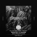 Channel ALT w/ CassKidd & Genius [Mercy EP Launch] - 21st September 2017