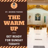 The Warm Up - Sunday May 13, 2018