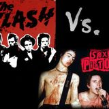 THE CLASH AND SEX PISTOLS SELECTIONS/RCTAP PUNK ROCK SELECTIONS
