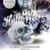 John Halsy live @ El Bedel Underground (Halloween Party)