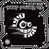 DJ KRAXE (mix ragga tekno) @ KEEP POWER ON 07.07.2012