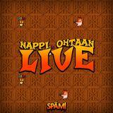 Nappi Ohtaan Live 7.10.16 studiossa mc peksi ja juoppovieraat