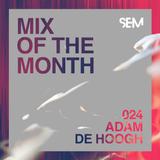SEM Mix of The Month 24: January 2020 : Adam de Hoogh