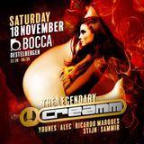 dj Alec @ Bocca - Creamm reunion 18-11-2017