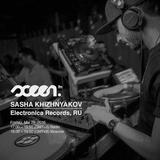 Sasha Khizhnyakov @ sceen.fm (Berlin, DE) – 29.05.2015