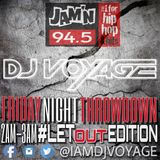 Friday Night Throwdown #LetOutEdition · 06-02-17 · JAM'N 94.5