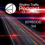 Rhythm Traffic Radio Show episode 34 by Mute Solo