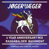 4 YEAR ANNIVERSARY MIX - RAGGABALDER BASHMENT
