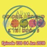 Alive From Sunny G Episode 138 04 Jun 2018 with the Ginger Party Vortex & Mortimer Chester Winthorpe