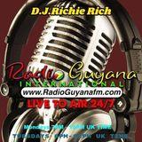 DJ Richie Rich Radio Guyana International Show 11/09/18