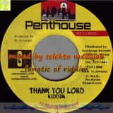 Thank You Lord Riddim (hi power music and more 2000) Mixed By SELEKTA MELLOJAH FANATIC OF RIDDIM