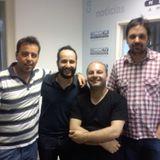 EL DERBY Con Diego Notario,Sebastian Heredia,Juan Pablo Toscano Y Claudio Taborda 4-12-2015