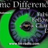Following Light - Time Differences  (30th October 2016) on TM-Radio 234