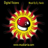 Digital Visions (2000) - Mixed By D.j. Hands (Muskaria)