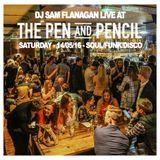 Pen & Pencil Live Soul/Funk/Disco Peak Time Mix