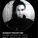Audioexit Podcast052 - Arrhythmia