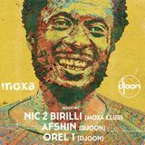 Nic 2 Birilli @ My Grooves, Djoon, Sunday March 31st, 2013