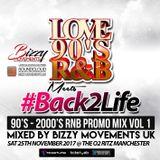 Back2Life Meets Love 90s RnB Promo Mix Pt 1 2017 (90's - 00's RnB & Hip Hop Throwback)
