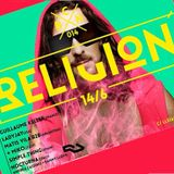 Religion 003 party Barcelona (1406) live mix by Lady Jay