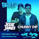 THE HYPE 137 - JESSE JAMES and CHUNKY DIP guest mix