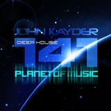John Kayder-Why are you so(Planet of music 141)