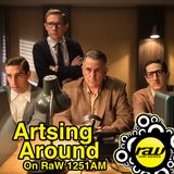 Artsing Around - Warwick Pizazz & The Eichmann Show - 24 Jan 2015