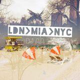 LDN>MIA>NYC (Feb 2015)