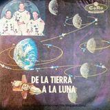 """Radioteatro De La Tierra a la Luna de Julio Verne por """"El tío Quico"""". TC-13. Asfona. 1969. Chile"""