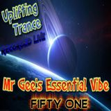 Mr Gee's Essential Vibe Show No 51 - LIVE From Blackpool (3rd May 2018)