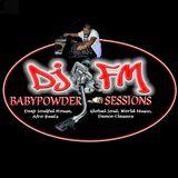 DjFM BabyPowder Sessions Butter Soul Cafe 10-5-15