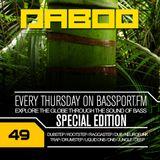 BASS TREK 49 with DJ Daboo on bassport.FM