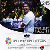 Underground Therapy UT 224 Hasith guest mix