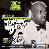 Boom Radio Episode 4 - Jermaine Durpi