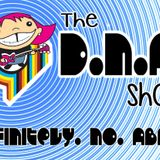 The DNA Show with Mick Kelly Xmas Crackers List 16-12-2017