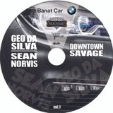 Nouveau - Downtown Savage vol.1 mixed by Geo Da Silva & Sean Norvis