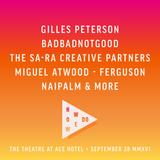 WeTransfer presents HowWeDo: LA by Gilles Peterson