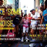 #Make Some Noise     Fm BLue 105.3 La Plata ARG     Viernes 18/10/2013