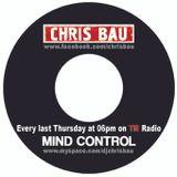 Chris Bau - MindControl 072 @ Radio TM (25-Oct-2012)