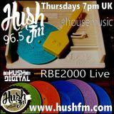 RBE2000 Live Hush Fm 24 November 2016