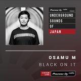 Osamu M - Black On It #034 (Underground Sounds Of Japan)