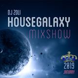 Dj Zoli - HouseGalaxy MixshoW 2019 January