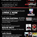 20130827 22h-23h (GMT+1) PrOmO-Factory Radio Broadcast Exclusive Guest Radio Show w/ Kevin Witt ♥