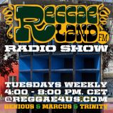 Reggaeland FM radio show @ reggae4us.com (24-Sep-2013 / P2)