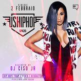 U.S HipHop Ven 2 Feb w/ Dj's Ciso Jr & Black Angel PART.1