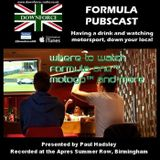 Formula Pubscast Monza 2014 Why We Watch