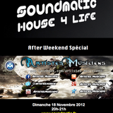 After Weekend Special Artistes Musciens ( Dimanche 18 Novembre 2012 )