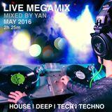2016 MAY [LIVE TECH HOUSE VINYL 2:30 MIN SET]